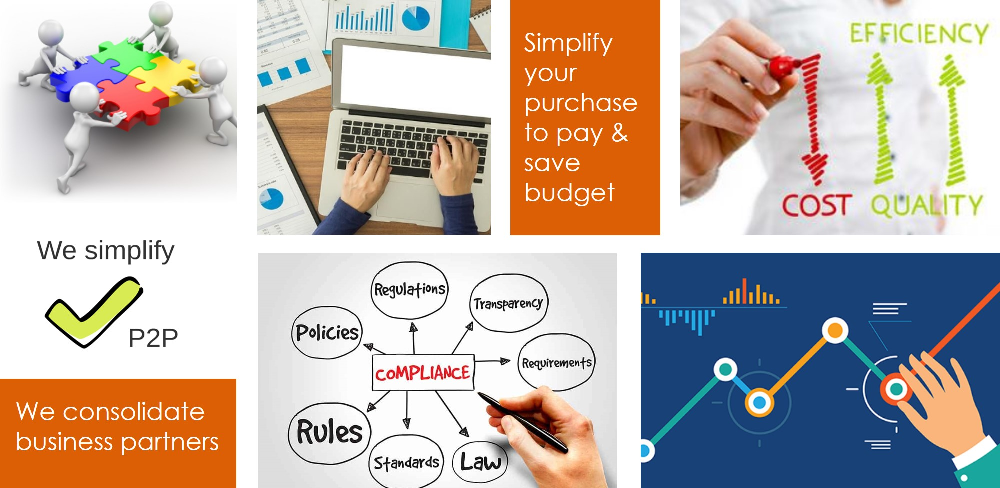 Simplify purchase to pay process and save budget on meeting and incentive policy
